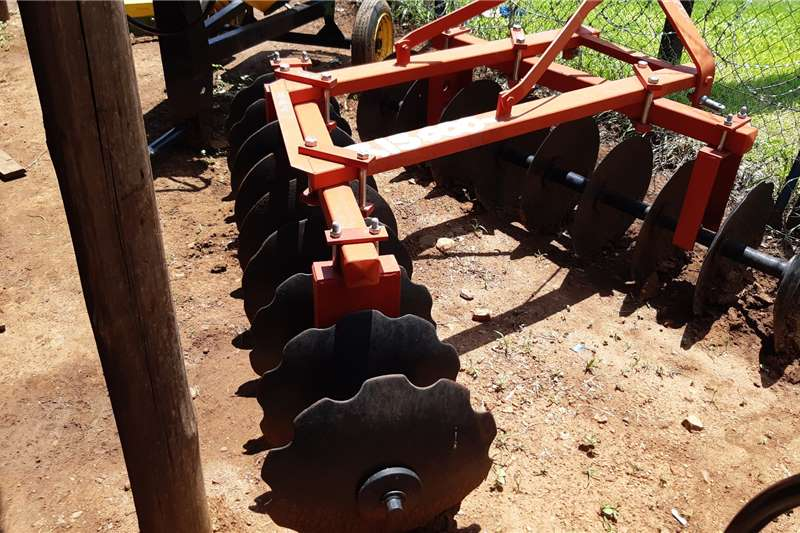 Vincs Tillage equipment Disc harrows 18 SKOTTEL OFFSET