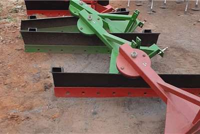 Vincs Graders 1.5meter 1,7meter 2meter skrapers tekoop Tillage equipment