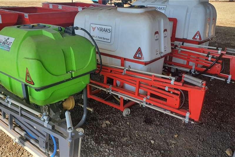 VIRAKS Boom sprayers 600 litre+10m boom Spraying equipment