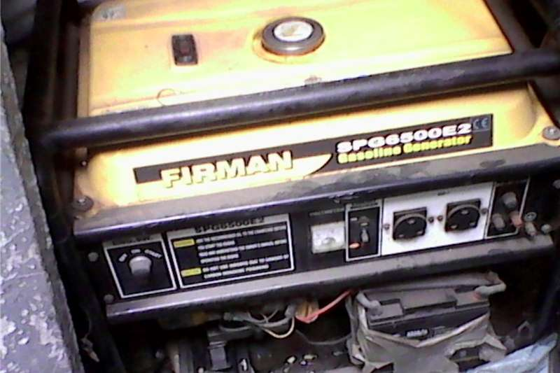 Welder generator firman generator