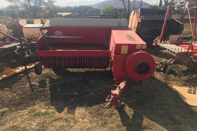 Welger Round balers Welger AP360 Baler Haymaking and silage