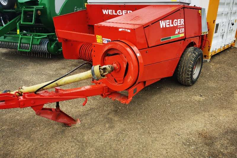 Welger Square balers Ap630 Haymaking and silage