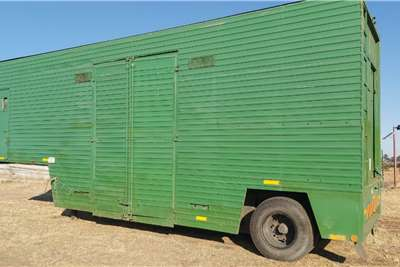 Furniture Box Body Game Cattle Trailer Wildlife and hunting
