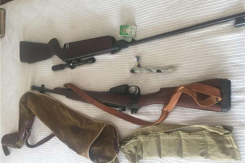 Wildlife and hunting Guns and rifles