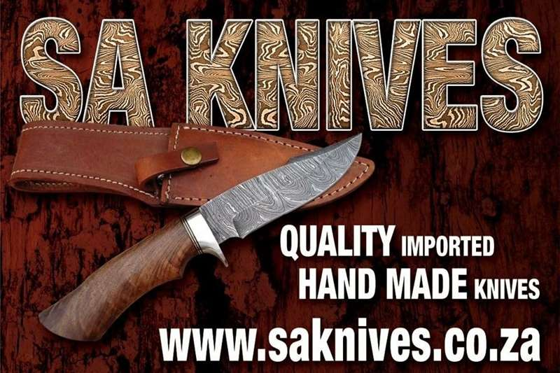Wildlife and Hunting Hunting Knives