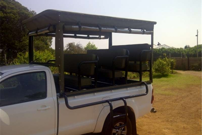 Other hunting equipment Game drive custom built rigs Wildlife and hunting