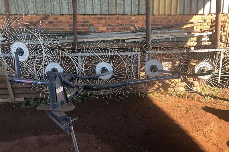 Windrower 5 wheel Agromaster