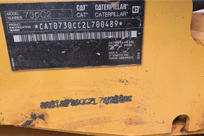 2018 Caterpillar  730C2