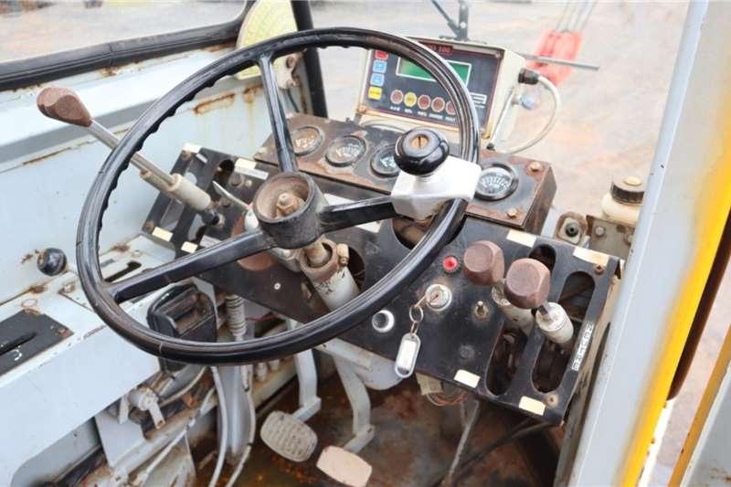 1983 Tadano  TR151 16Ton All Terrain Crane