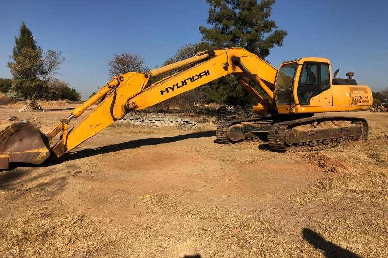 Excavators Machinery for sale in South Africa on Truck & Trailer