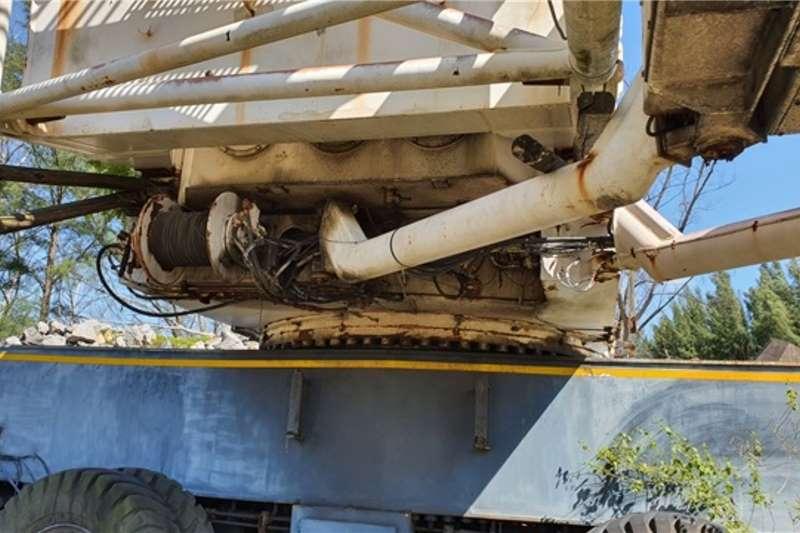 Altec Mobile Lattice Boom Crane Cranes
