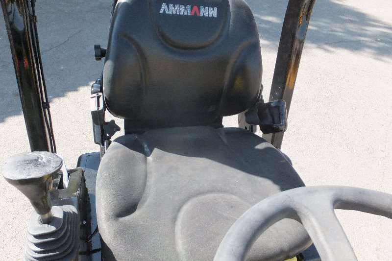 Ammann Rollers AMMANN AV12 2 DDVR 2011