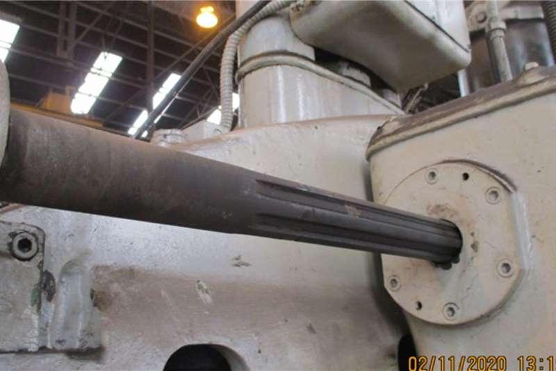 Aqua Rock Heavy Duty Radial Drill Drill