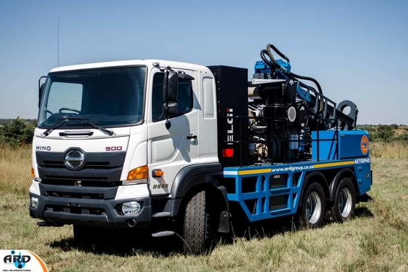 Aqua Rock Drill rigs AR750 WWR TRUCK MOUNTED DRILL RIG 2020