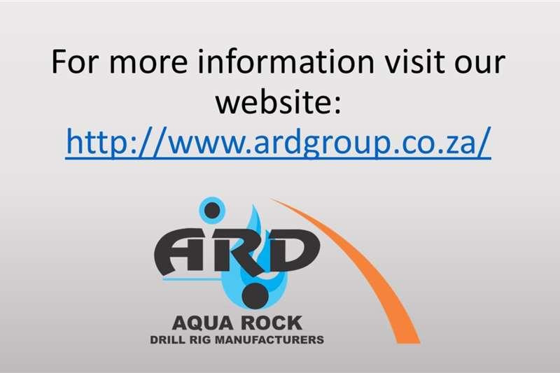 Aqua Rock DRILLMAXX 150 TRUCK MOUNTED Drill rigs