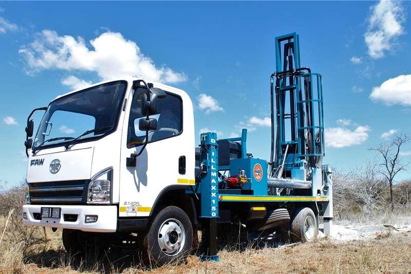 Aqua Rock DRILLMAXX 150 TRUCK MOUNTED DRILL RIG Drill rigs