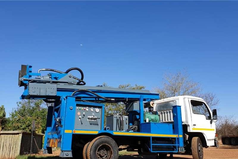 Aqua Rock Drill rigs DRILLMAXX 150 TRUCK MOUNTED UD40 2020