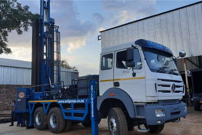 Aqua Rock Drill rigs DRILLMAXX 250 POWERSTAR 6X4 TRUCK MOUNTED RIG 2020