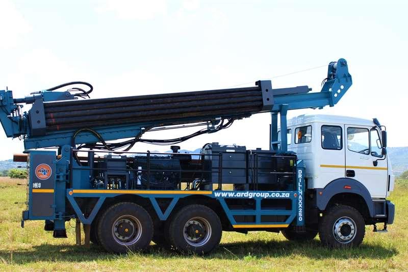 Aqua Rock Drill rigs DRILLMAXX 250 TRUCK MOUNTED DRILL RIG 2020
