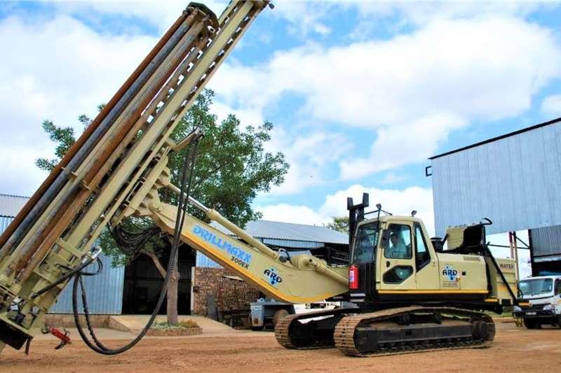 Aqua Rock Drill rigs DRILLMAXX 300 EX BLAST HOLE RIG 2020