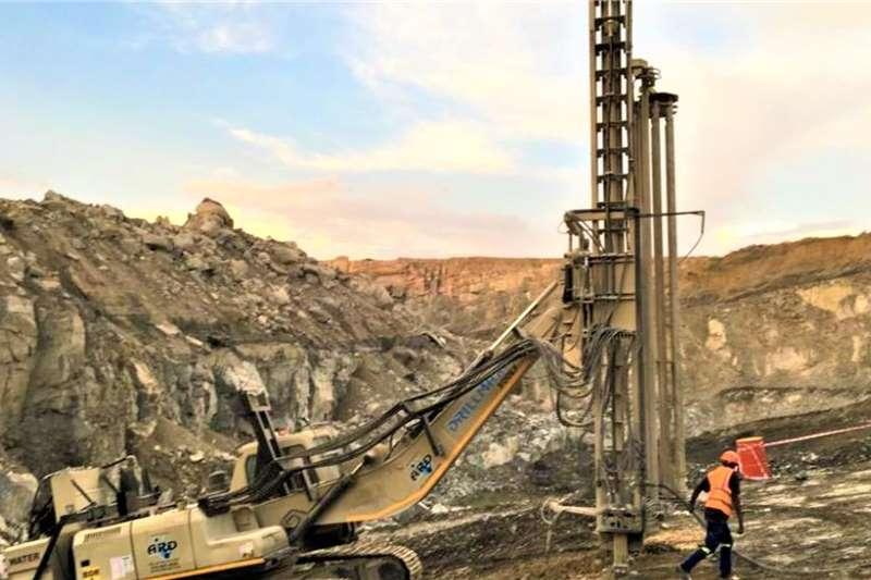 Aqua Rock DRILLMAXX 300 EX BLAST HOLE RIG Drill rigs