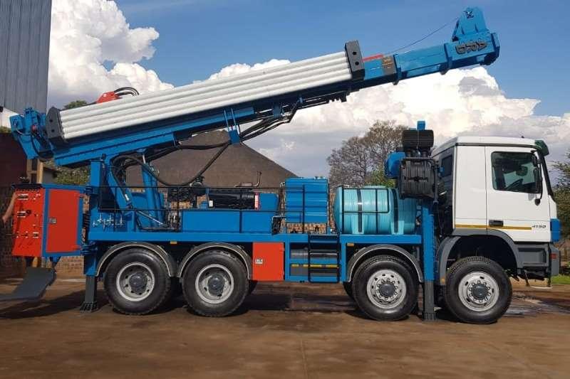 Aqua Rock Drill rigs DRILLMAXX 500 TRUCK MOUNTED DRILL RIG 2020