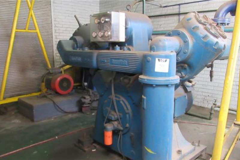 Atlas Copco Compressors BroomWade Air Compressor