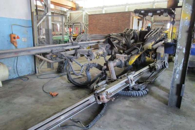 Atlas Copco Drill rigs Atlas Copco Rocket Boomer 282, Double Boom Drill R 2006