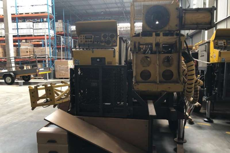 Atlas Copco Drill rigs CRISTENSEN CS 10