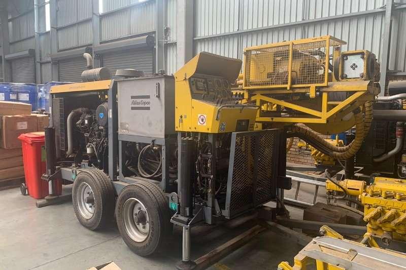 Atlas Copco Drill rigs CRISTENSEN CS 14 2008