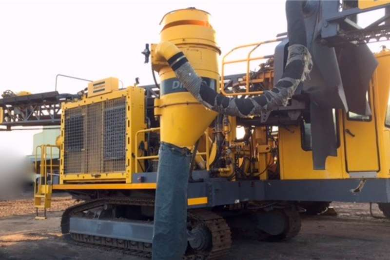 Atlas Copco Drill rigs DM30 2008