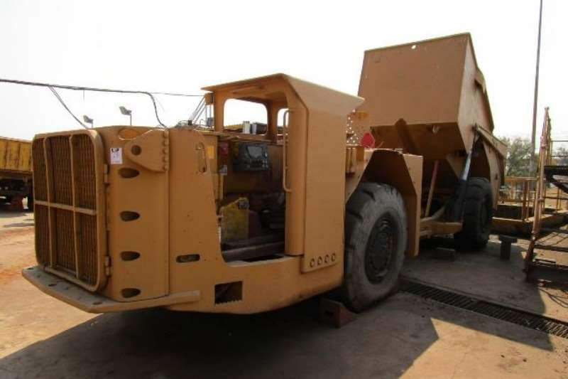 Atlas Copco Others Atlas Copco Minetruck