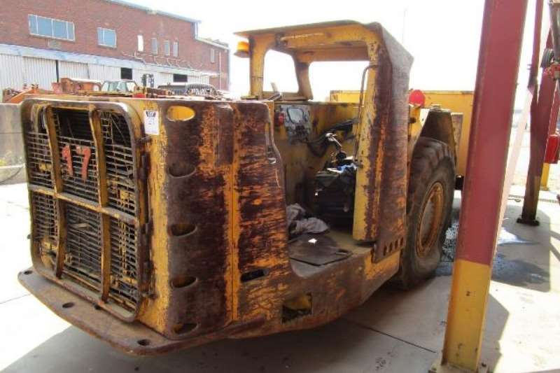 Atlas Copco Others Atlas Copco MT2010 Minetruck 2005