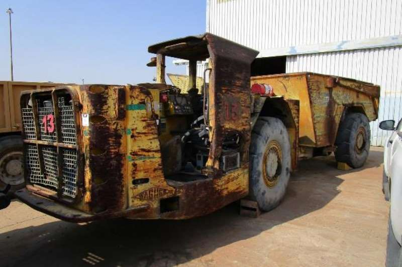 Atlas Copco Others Atlas Copco MT2010 Minetruck 2006