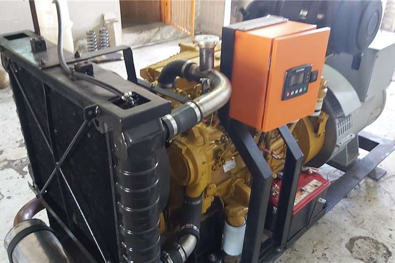 Attachments 150 KVA Genset Perkins Generator