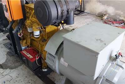 150 KVA Genset Perkins Generator Attachments