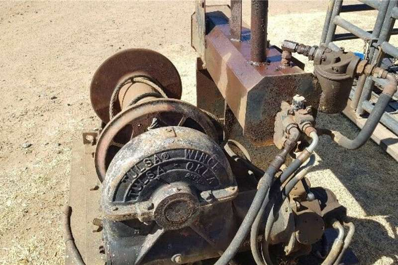 Attachments 50 Ton Truck Winch