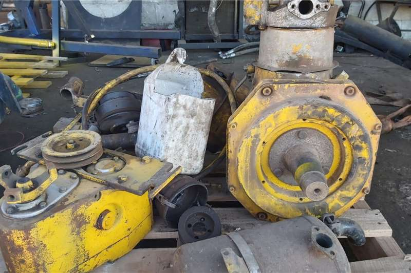 Bomag BW 60 Roller Non Runner Attachments