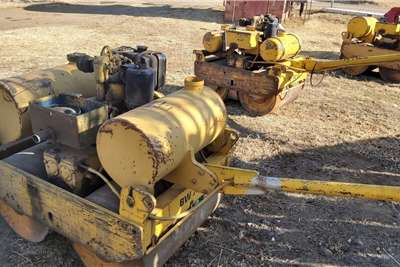 Attachments Bomag BW75S Walk Behind Roller