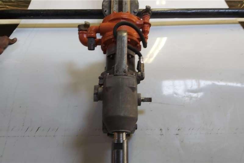 Cardi Core Drill Attachments