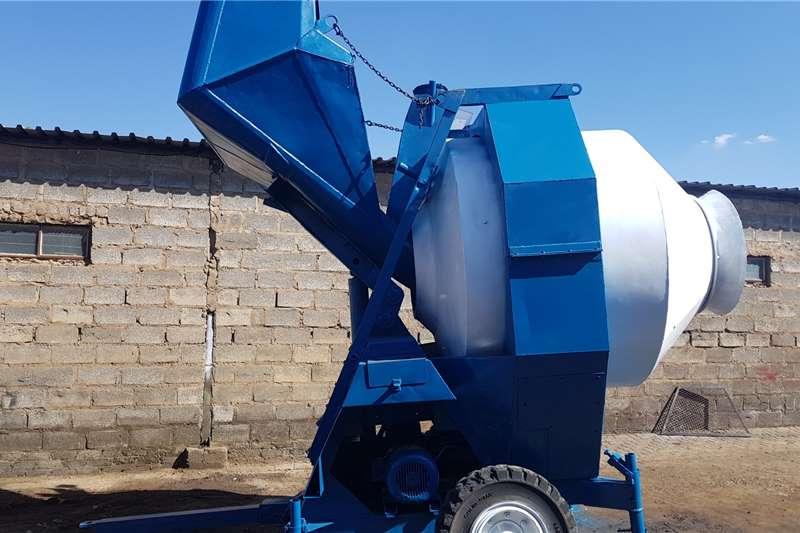 Cement Mixer Concrete Mixer 750 Liter