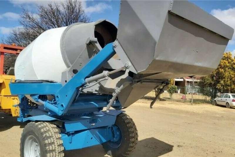 Attachments Concrete Mixer