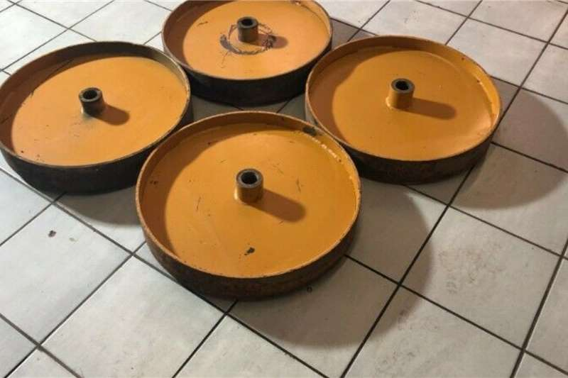 Concrete Mixer Wheels