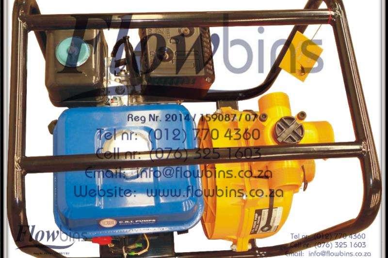 2020   Cri Petrol/ Diesel Driven water pumps Self priming
