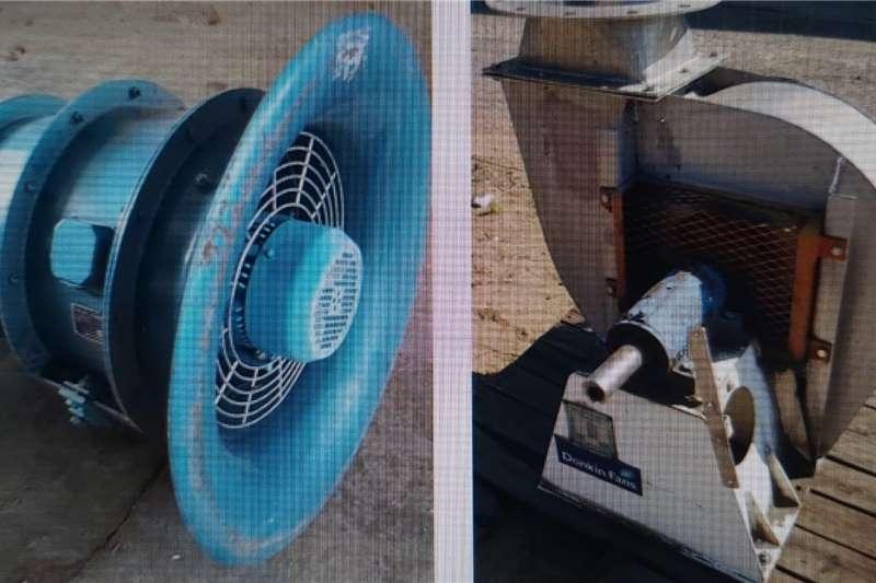 Donkin Air Flow Fans Attachments