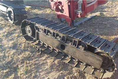 Dozer Tracks with Drive Attachments