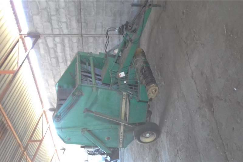 Attachments Farming Baler