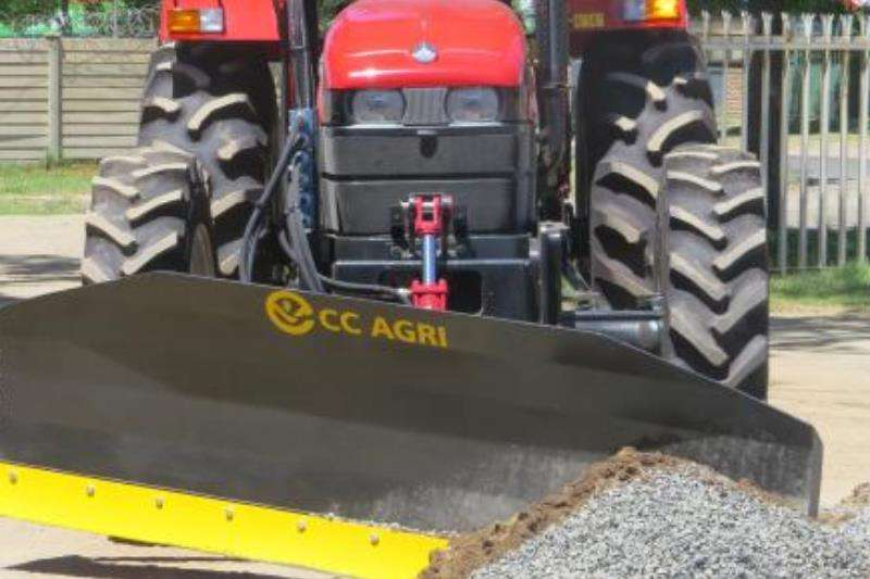 Attachments Farming CC Agri Skraperlem 2019