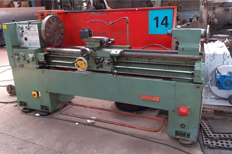 Attachments Farming Lathe Machine