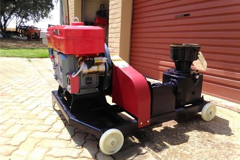 Attachments Farming Pellet Mill200 diesel 2019